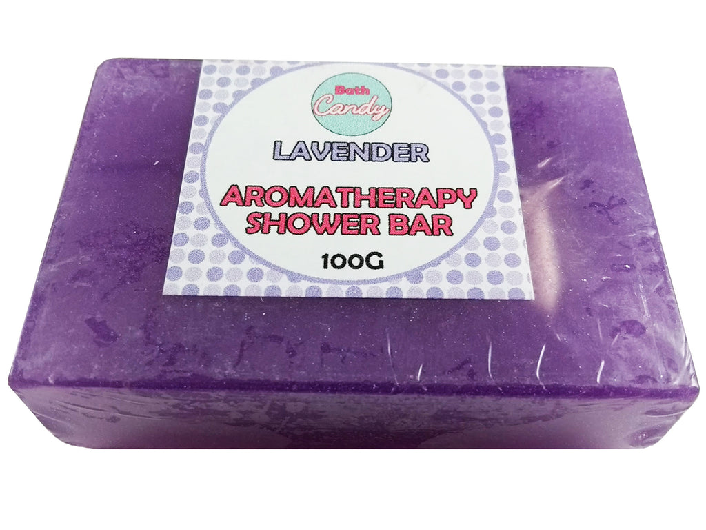 Lavender Aromatherapy Shower Bar 100g