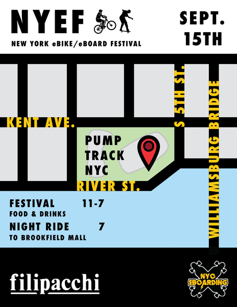 Map of Venue