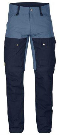 Keb Gaiter Pants - Blue/Dark Navy