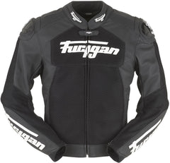Furygan - Speed Mesh 3D Jacket -Black/White