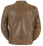 Furygan - Coburn Jacket Legend - Marron Rusted