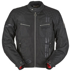 Furygan - Serpico Jacket Legend - Black