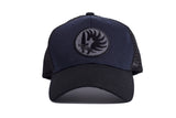 Filipacchi Baseball Cap - French Legion - Navy with Black mesh