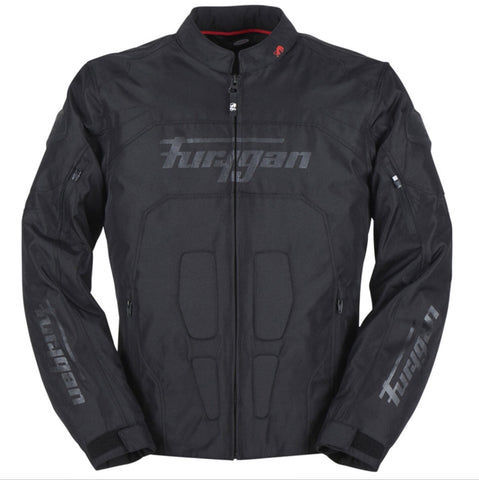 Furygan Carter Blouson Jacket - Black