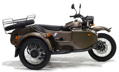 2018 Ural - Gear-up - Bronze Metallic