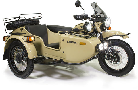 2018 Ural - Gear-up - Sahara with Off-Road Package