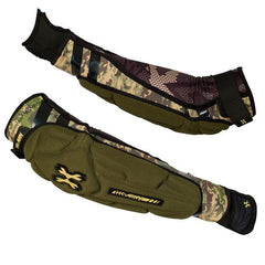 HK Army Crash Elbow Pads - Olive camo