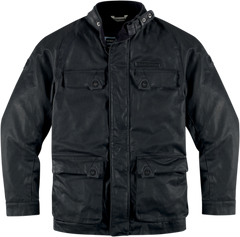 Icon 1000 Jacket - Akorp - Black