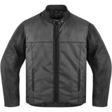 Icon 1000 Jacket - Vigilante - Black