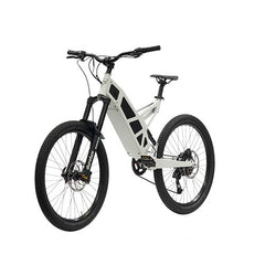 Stealth P-7R Electric Bike - Snow White (6-8 Week Shipping)