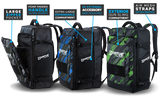 Virtue Gambler Backpack & Gear Bag