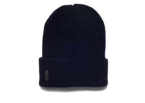 Filipacchi 100% Government Issued Wool Watch Cap - Navy