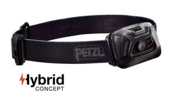 Petzl - Tactikka HeadLamp (200 lumens) - Black