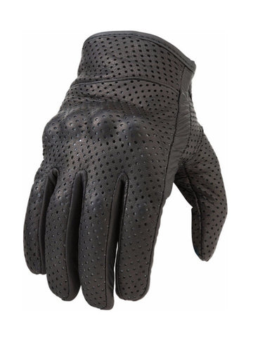 Z1R 270 Glove - Perforated Black