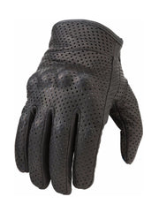 Z1R Ladies Riding Glove 270 - Perforated Black