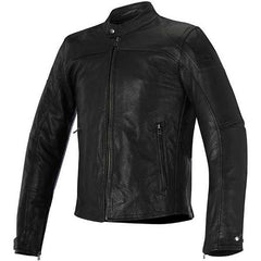 Alpinestars Leather Jacket Brera Perforated Airflow