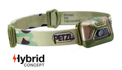 Petzl - Tactikka HeadLamp (200 lumens) - Camo