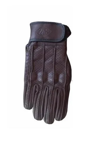 78 Motor Co Speed Glove Chocolate Brown