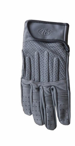78 Motor Co Sprint Glove Farina Grey