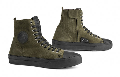 Gianni Falco Lennox - Army Green