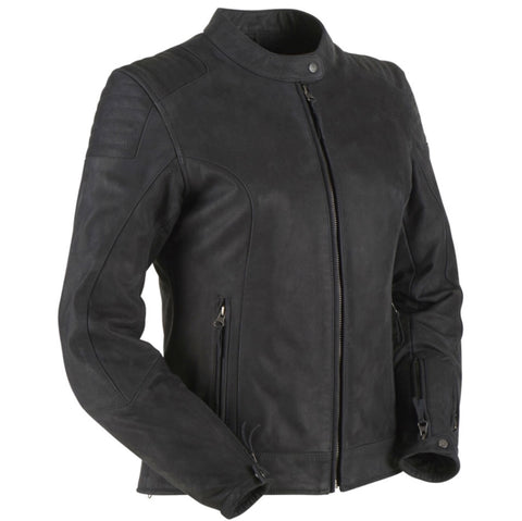 Furygan Debbie Blouson Jacket - Black