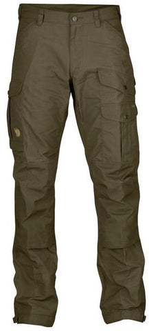Vidda Pro Pants - Long - Dark Olive