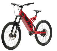 Stealth P-7 Electric Bike- Devils Red: 2-4 Week Shipping