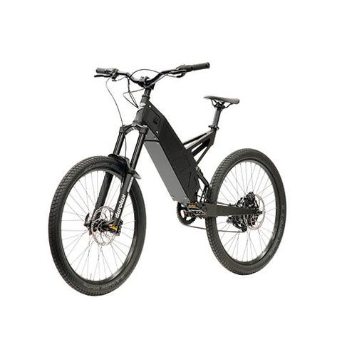 Stealth P-7R Electric Bike - Black Ace (6-8 Week Shipping)