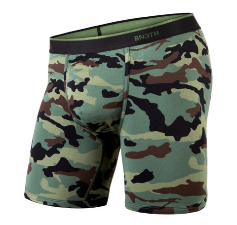 BN3TH - Classics Boxer Brief - Camo Green