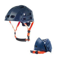 Overade - Plixi Foldable Bicycle Helmet  - Blue