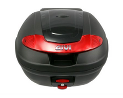 Zero FX,FXS Top Box by GIVI and Rack Kit