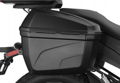 Zero DSR,DS,S,SR 22-Liter Side Cases by GIVI and Rack Kit