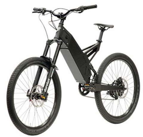 Stealth P-7R Electric Bike