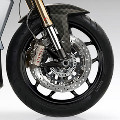 Energica - Sleek Carbon Front Mudguard