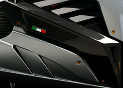 Energica - Sleek Carbon Battery Covers