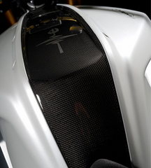 Energica - Sleek Carbon Central Tank Cover