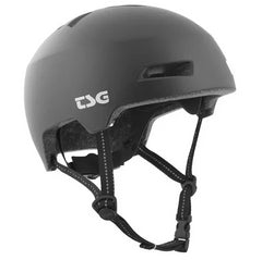 TSG Status Helmet -Solid Color Black