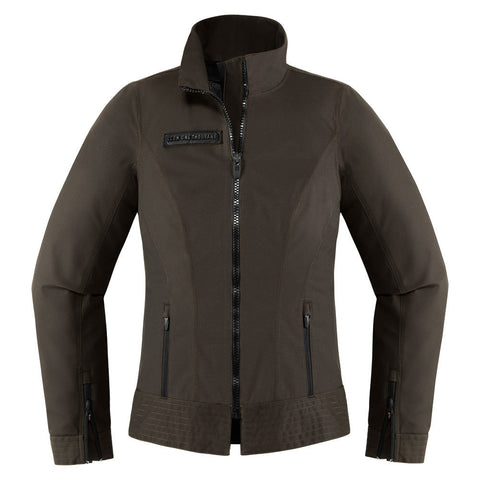 Icon Women Jacket - FairLady Textile - Expresso