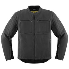 Icon Jacket - Axys - Black