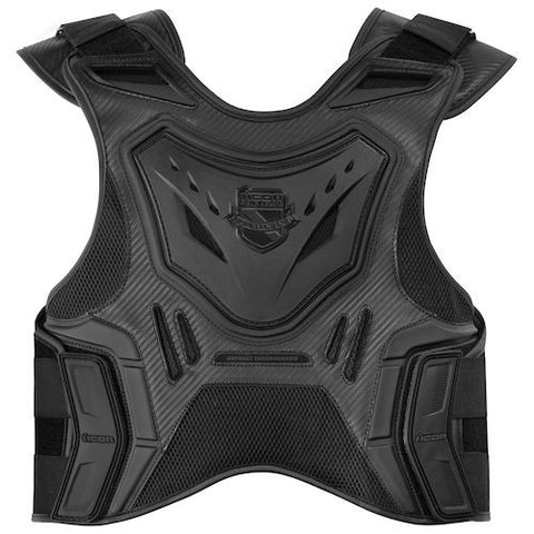 Icon Men's Stryker Vest- Stealth