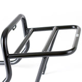 Ural - Luggage Rack for Behind Rear Seat- Black - Side View