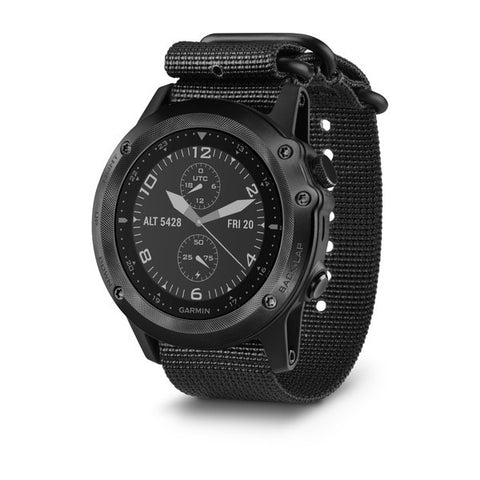 Garmin Watch - tactix® Bravo GPS - Black/Black Nylon Strap