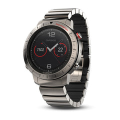 Garmin Watch - fēnix® Chronos - With Titanium Hybrid Band