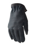 Grifter - Onyx Ranger Gloves with Orange Stitching