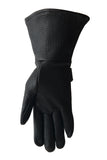 Grifter - All Black Gauntlet Gloves