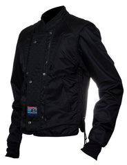 "Vanson - Multi Functional Jacket with ""Streamliner Vest""- Black"