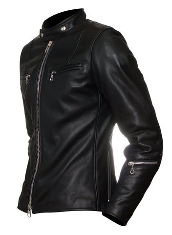 Vanson Women's - Villainess Jacket (Model VILL) - Black
