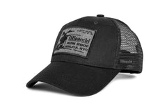 Filipacchi Baseball Cap - Gun Shop - Black