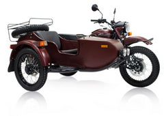 2018 Ural - Gear-up - Burgundy Satin