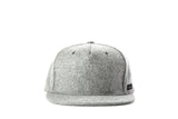 Filipacchi Gray Wool Trucker Hat
